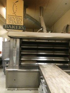 Tiered Oven with Loader